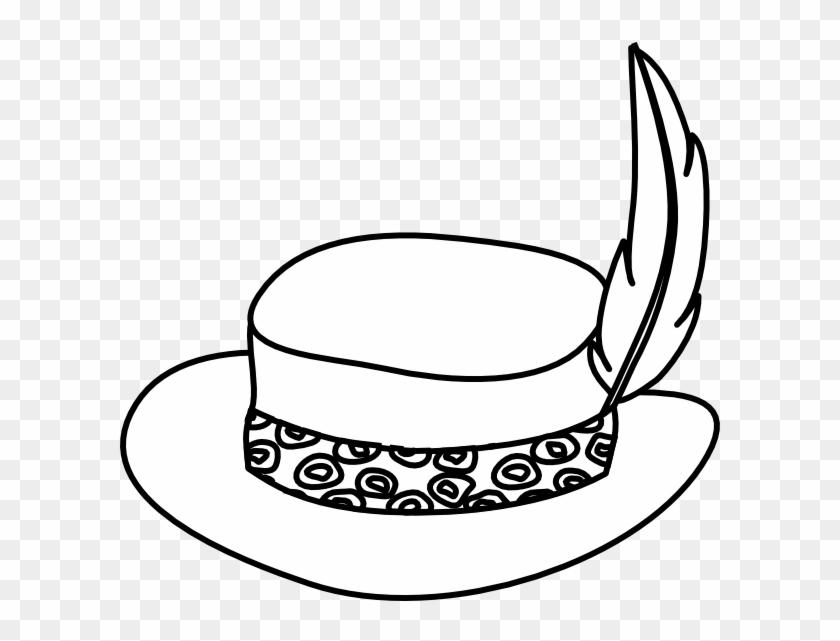 Hat Outline #288484