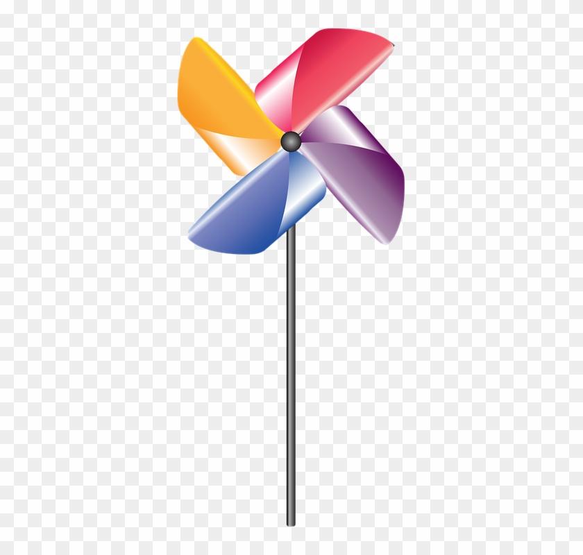 Colorful Pinwheel Cliparts - Band #288486