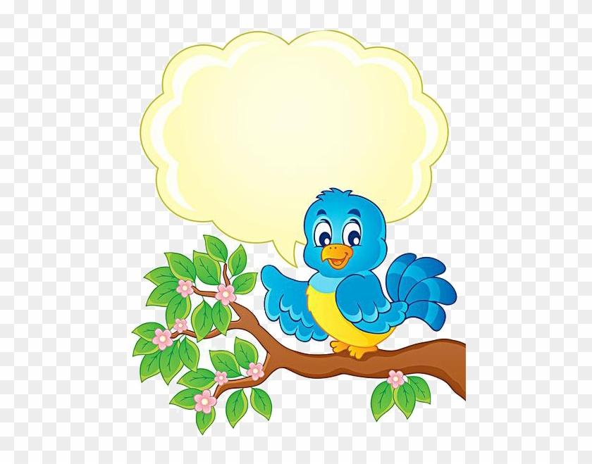 Bird Cartoon Royalty-free Clip Art - Bird Cartoon Royalty-free Clip Art #288539