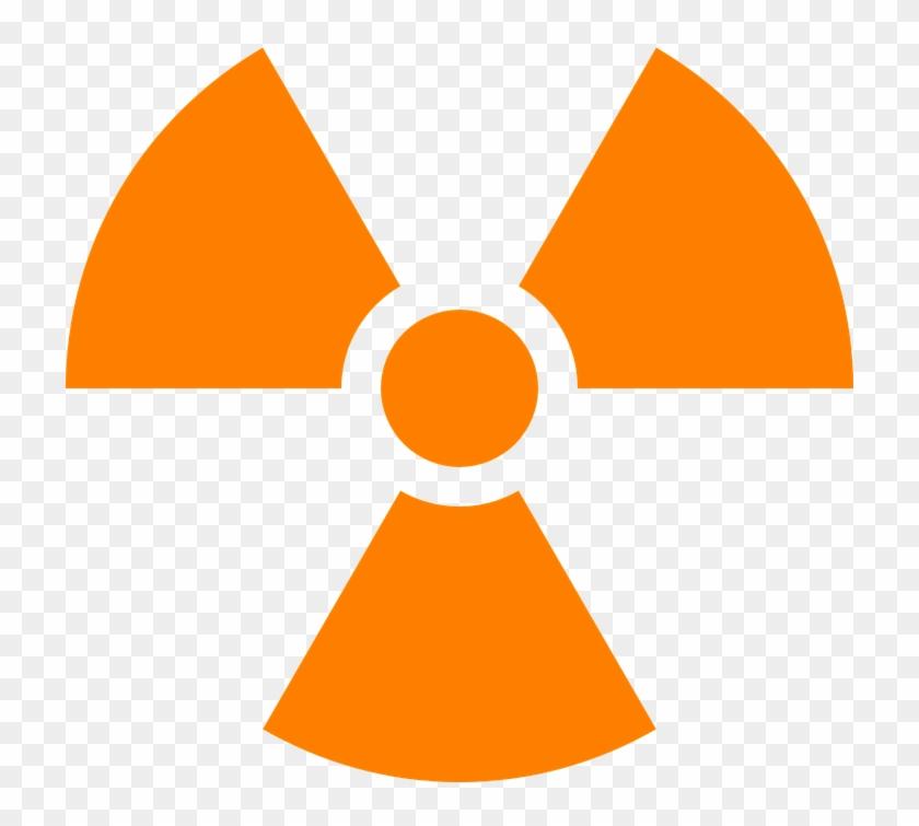 Orange Pinwheel Cliparts 9, - Radiation Symbol Transparent Background #288507