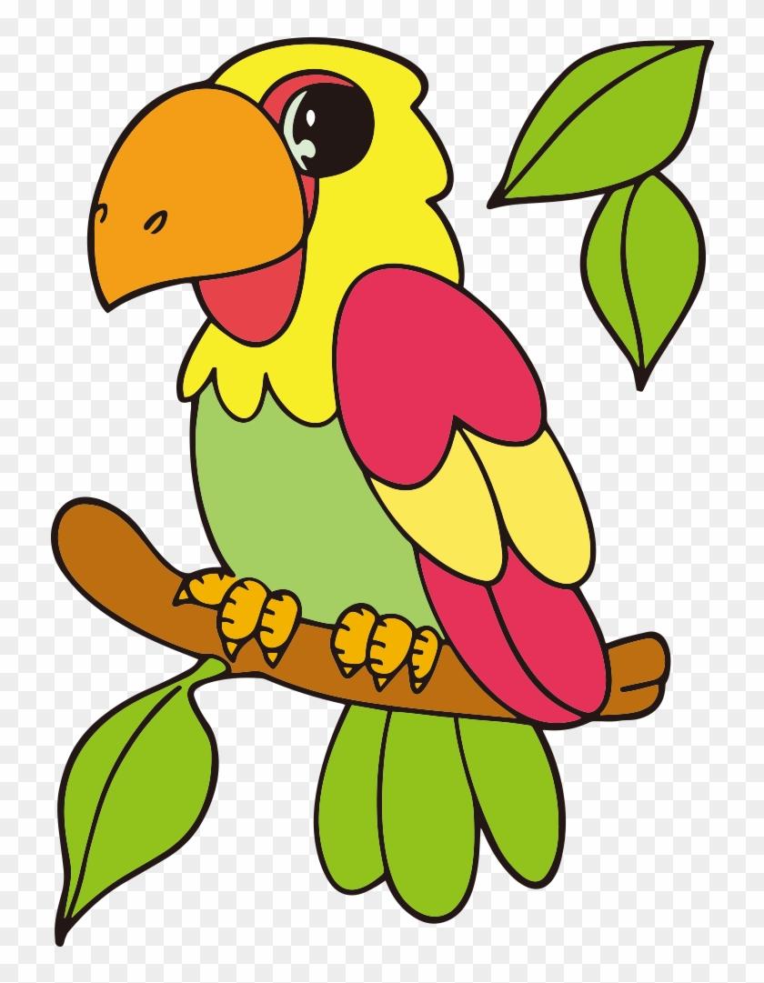 Bird Drawing Cartoon - Bird Drawing Cartoon #288565