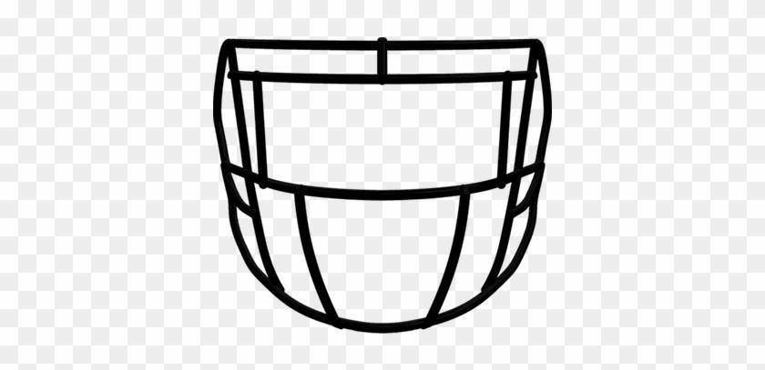 Revolution Speed Facemask Sw Sp Face Mask Free Clip - Schutt Super Pro Egop Carbon Steel Football Facemask #288594