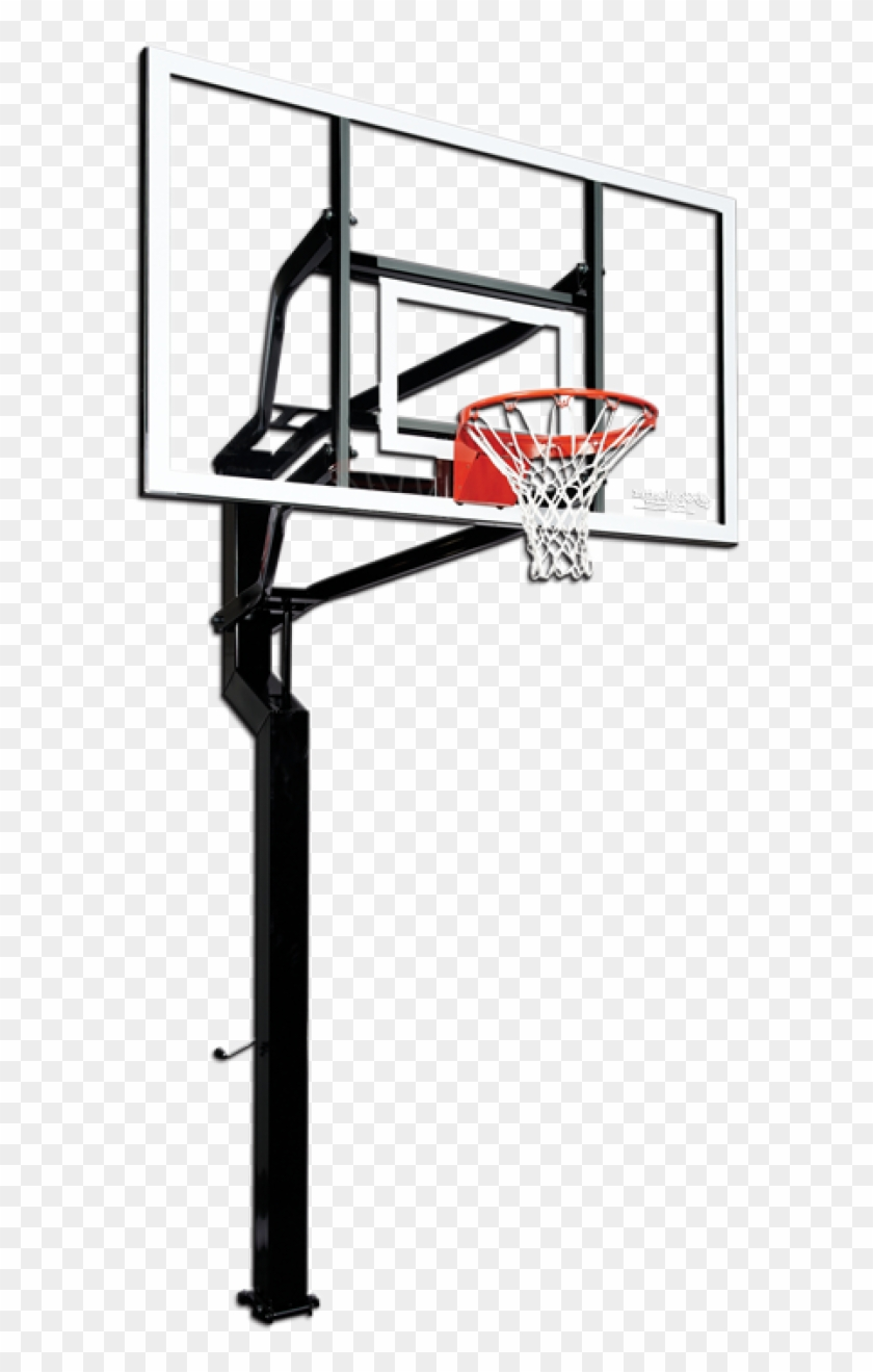 A History Of Goalsetter Basketball Hoops - Outdoor Basketball Hoop #288599