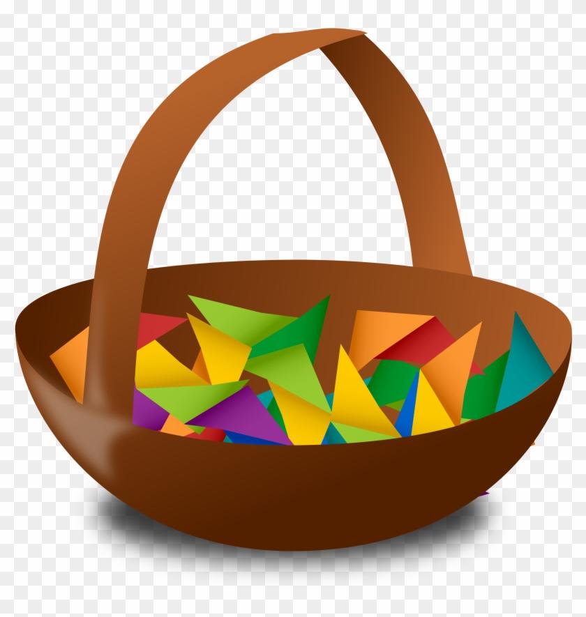 Raffle Basket Cliparts - Raffle Clipart #288626