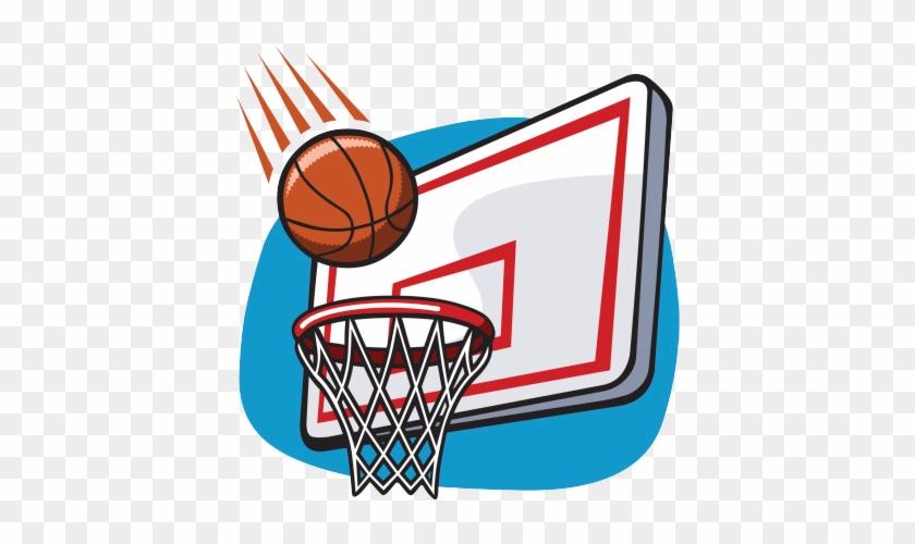 Basketball-goal - 3 Point Shoot Clip Art #288633