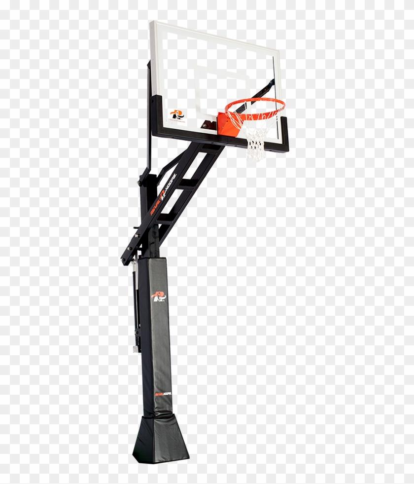 Transparent Basketball Hoop - Basketball #288634