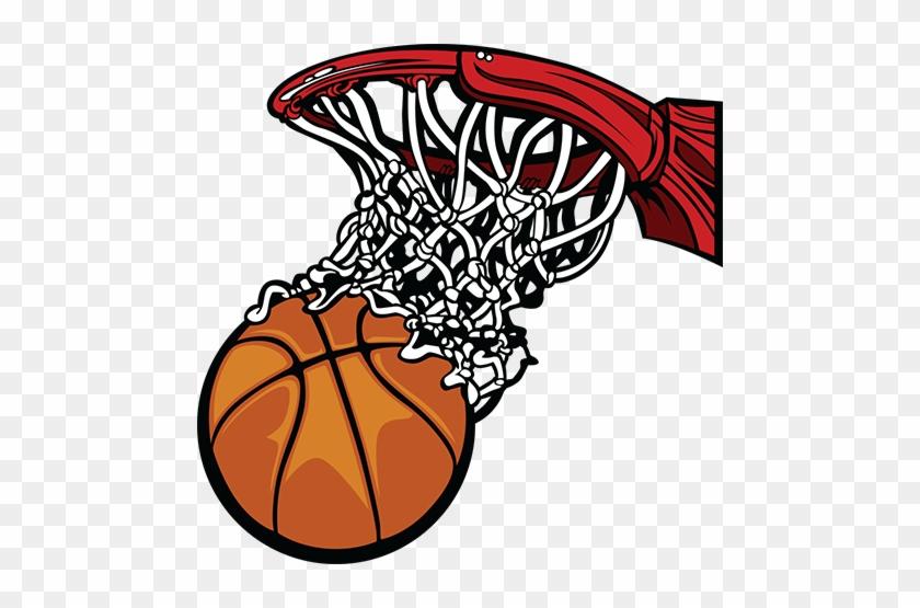 Hydrant Basketball - Basketball Hoop Clipart #288649