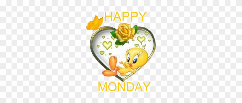 Tweey Bird Happy Monday Good Morning Sunday Cartoon Free