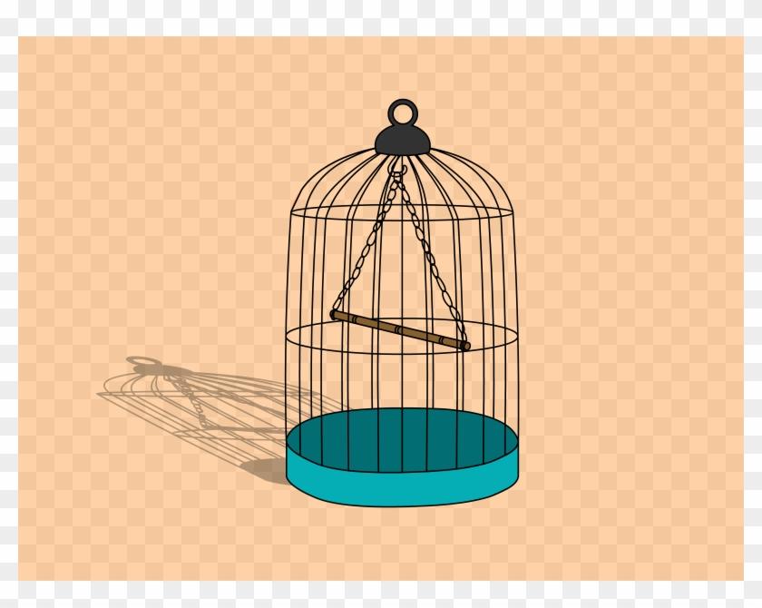 Bird Cage Drawing - Draw Tweety Birds Cage #288694