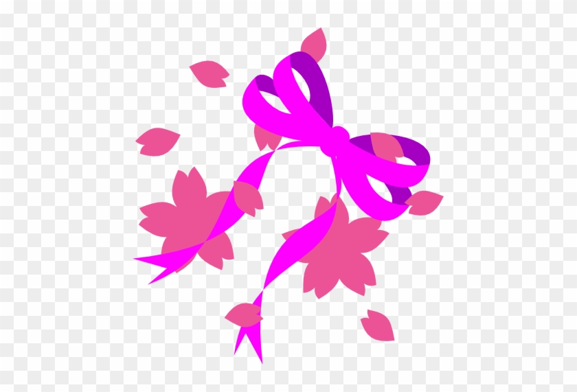 Sakura Bow Cutie Mark By Kinnichi - Mlp Fashion Cutie Mark #288703