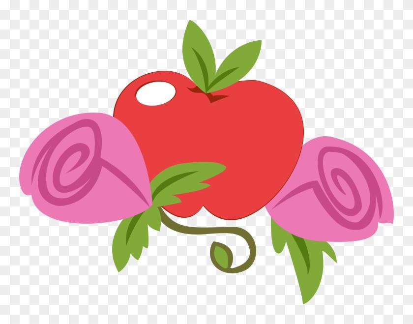 Apple Rose's Cutie Mark By Lordkalem - Art #288710