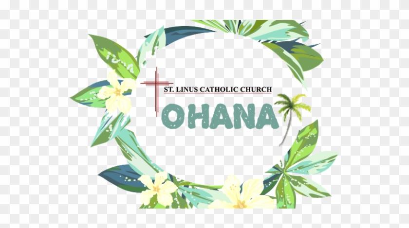 Ohana Luau Dinner Show And Comedy - St. Linus Catholic Church #288729