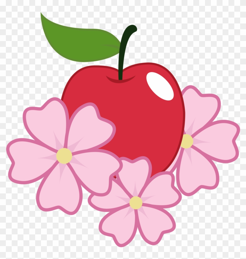 Ocarina0ftimelord 205 20 Florina's Cutie Mark By Thatguy1945 - Mlp Cutie Mark Flower #288730