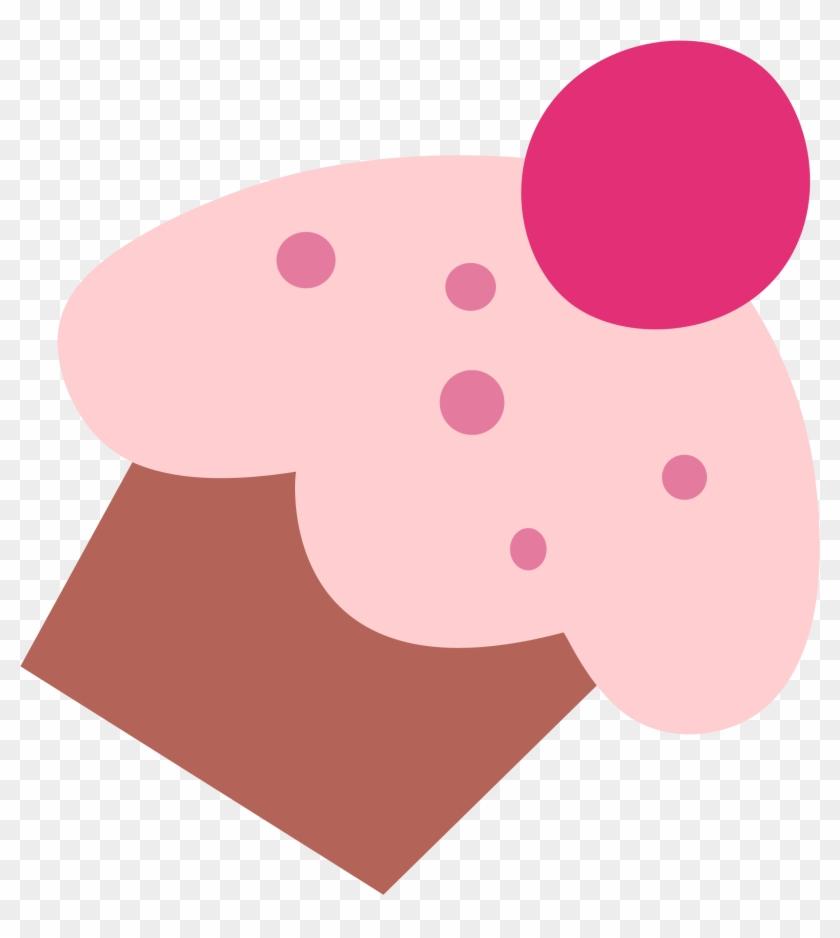 Cupcake Mlp Cutie Mark - Art #288756