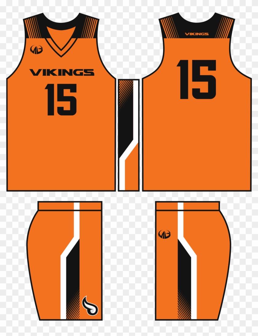 Basketball Jersey Template - Basketball Jersey Template #288790