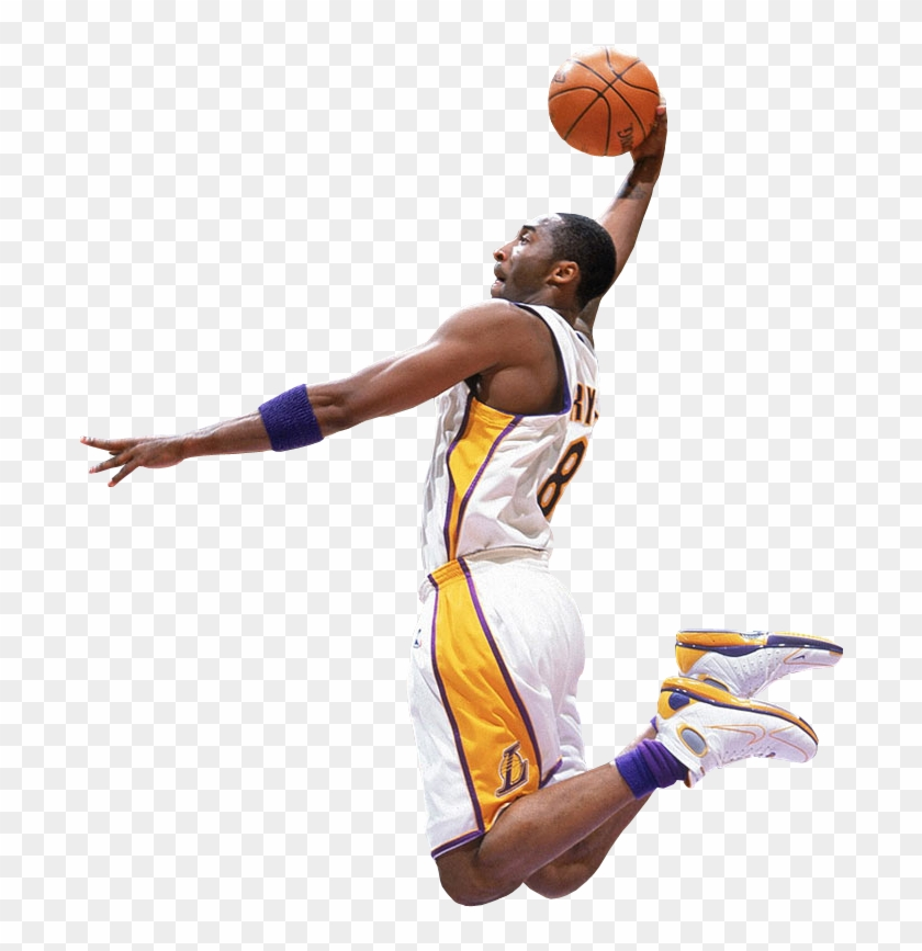 Kobe - Kobe Bryant Dunk Png #288795