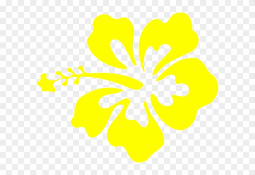 This Free Clip Arts Design Of Hibiscus Png - Hibiscus Vector #288832