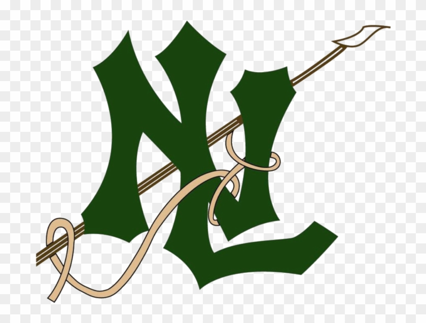 N - New London High School Logo #288840