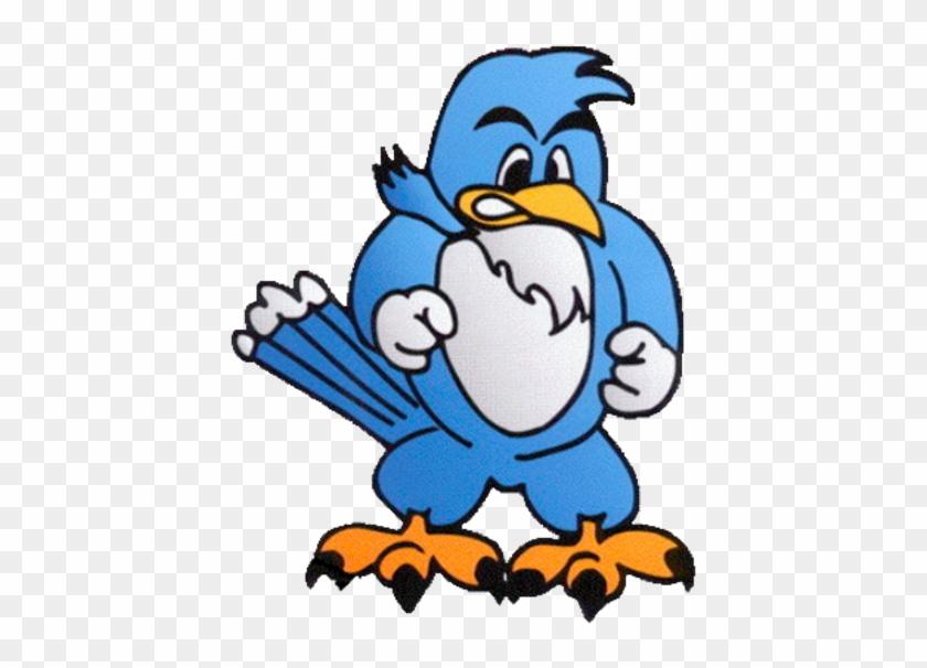 S - Stanley Blue Jays #288844