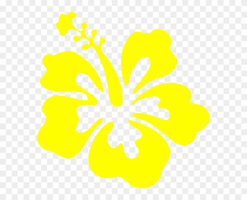 Yellow Hibiscus Clip Art - Hawaiian Spare Tire Covers For A Jeep #288872
