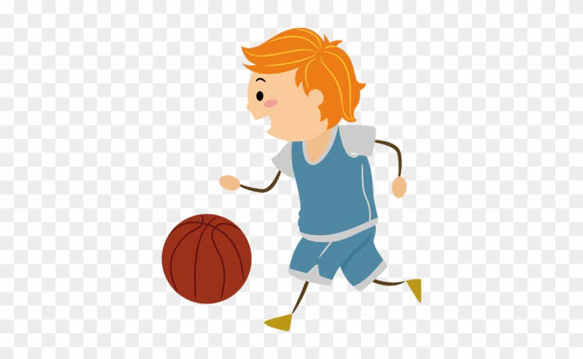 Wall Color - Playing Basketball Png Clipart #288894