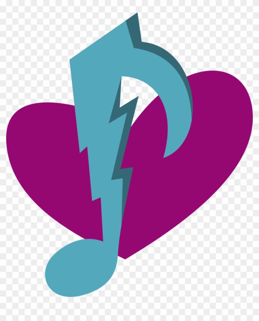 Sonata Dusks Cutie Mark By 90sigma On Deviantart - Mlp Singing Cutie Mark #288903