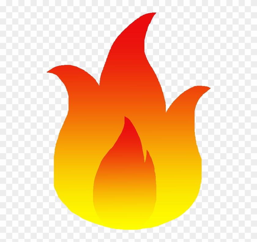 Fire Torch Cutie Mark By 1mbean - Mlp Fire Cutie Mark #288911