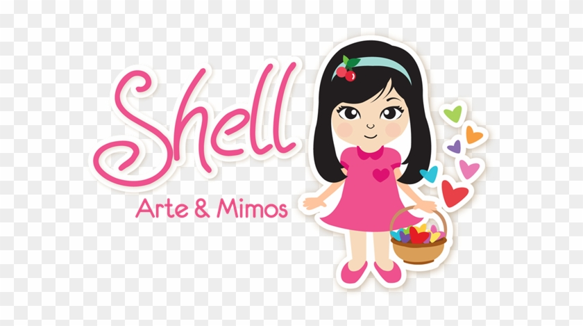 Ateliê Shell Arte E Mimos - Ateliê Shell Arte E Mimos #288974