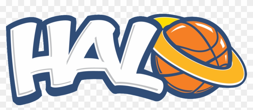Logo - Halo Hoops Basketball #289001