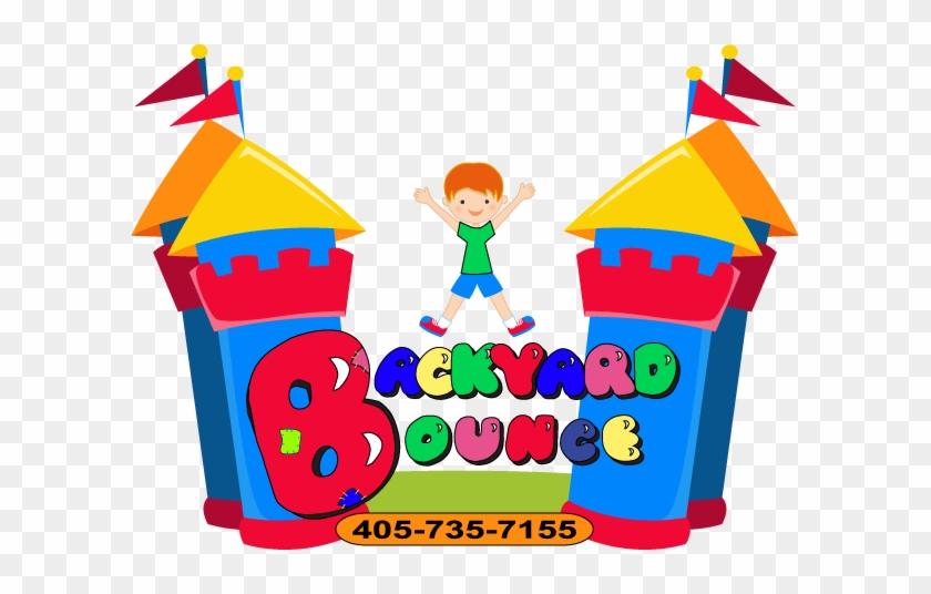 Backyard Bounc Llc - Jumpy Castle Clipart Free #289016