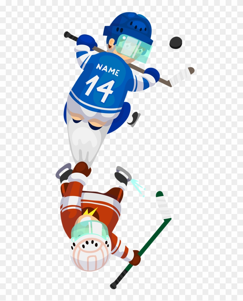 Hockey - Want To Be A Hockey Player! Coloring Book #289036