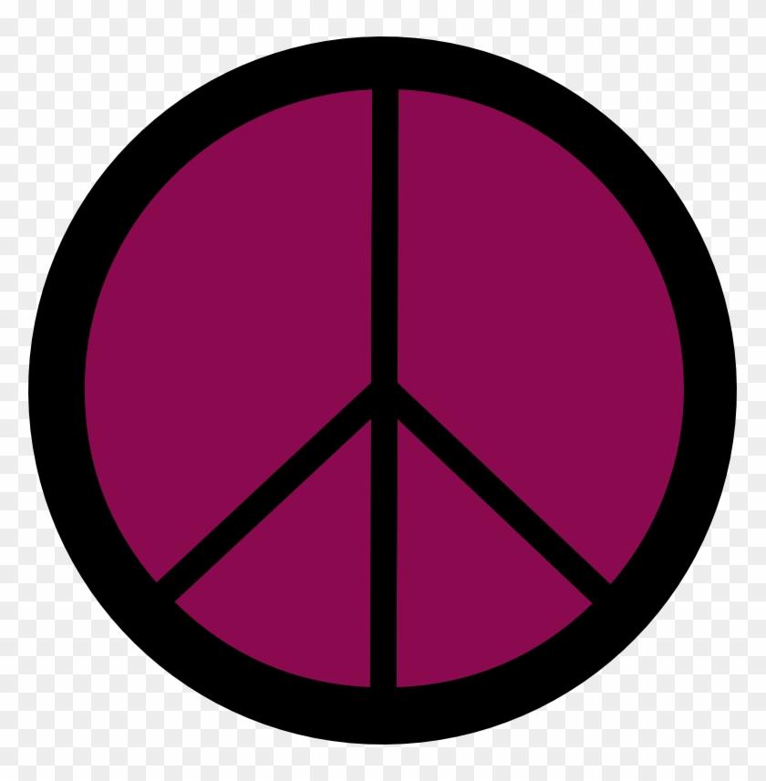 Peace Symbols Hippie Clip Art - Peace Symbols Hippie Clip Art #289085