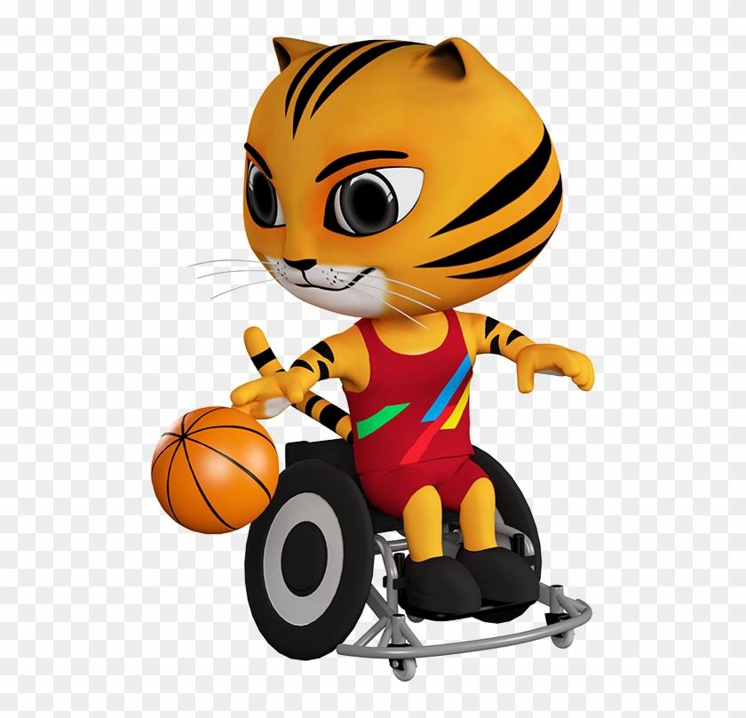 Wheelchair Basketball - Wheelchair #289170