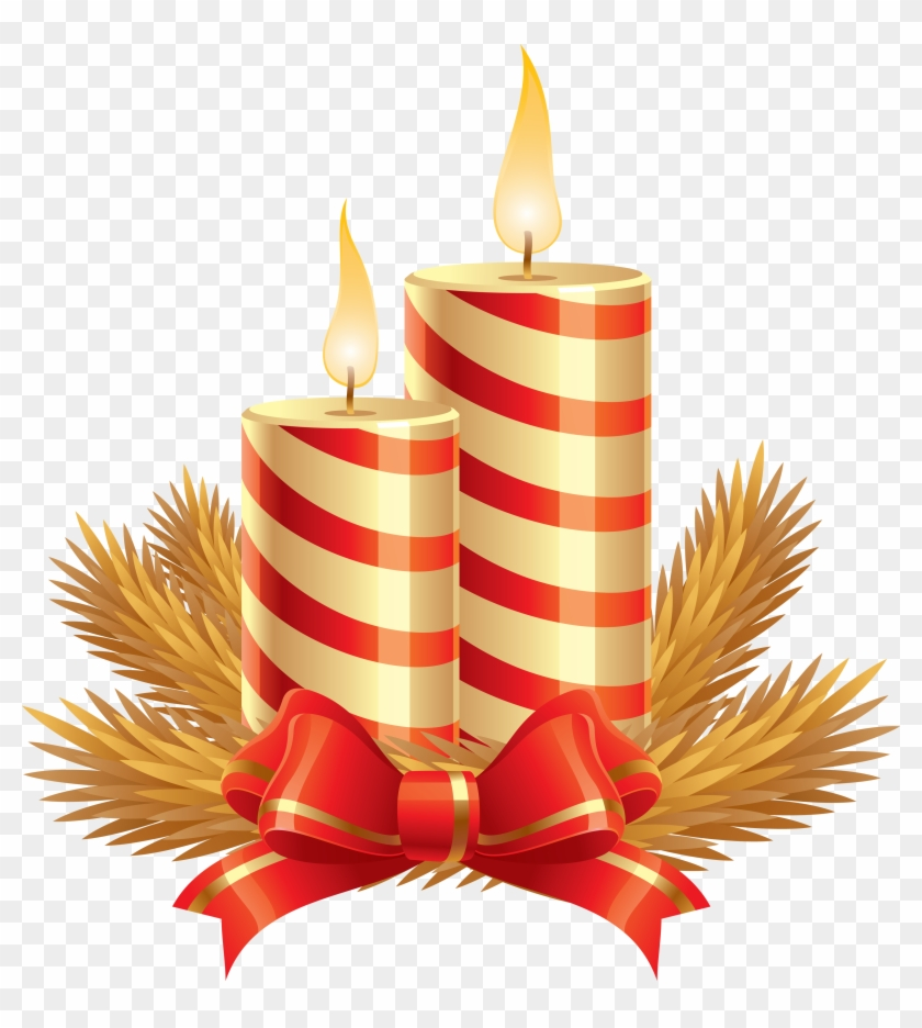 Christmas Candle Png Image - Candle Png #289209