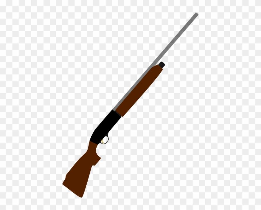 Shoot Gun Clip Art - Winchester Sx3 Field Black Shadow #289207