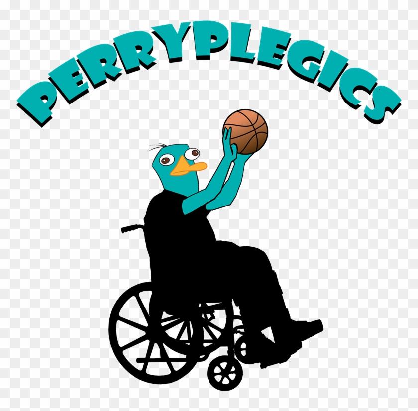 Cook Basketball's Champion - Wheelchair #289224