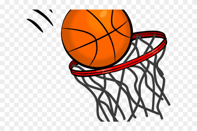 Basketball Clip Art - Basketball Hoop Clip Art #289230