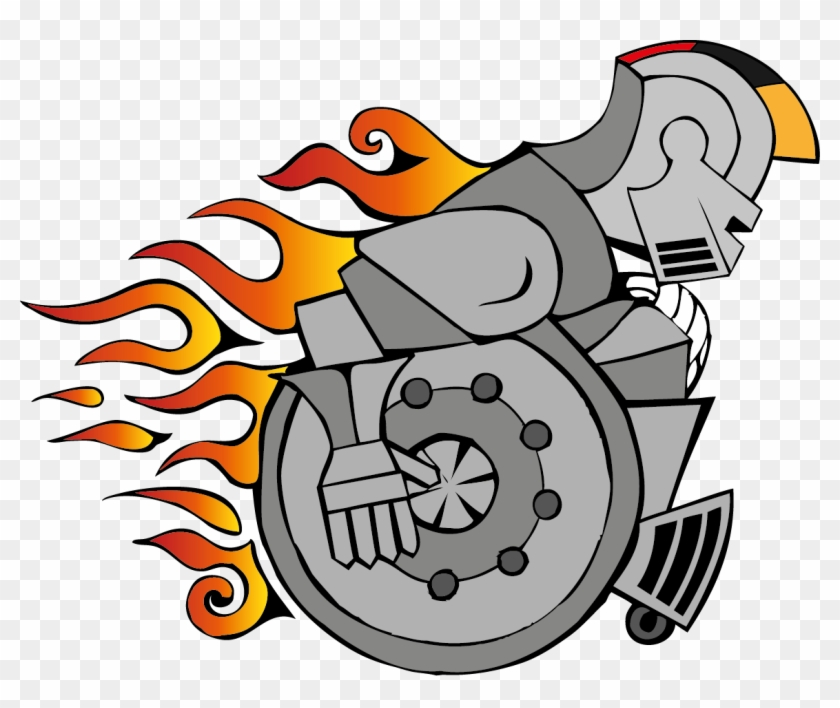 Norfolk Knights Wheelchair Rugby Club - Cartoon #289244