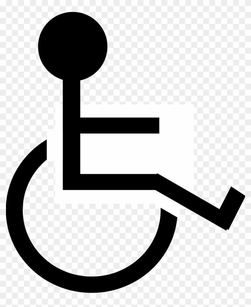 Handicap Svg Free Transparent Png Clipart Images Download