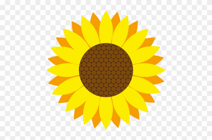 Sunflower Head Vector Transparent Png - Sunflower Growing Competition #289259
