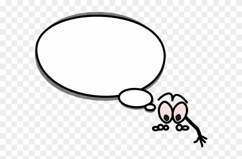 Free Vector Bulle Droite Montre Bas Clip Art - Question Bulle #289274