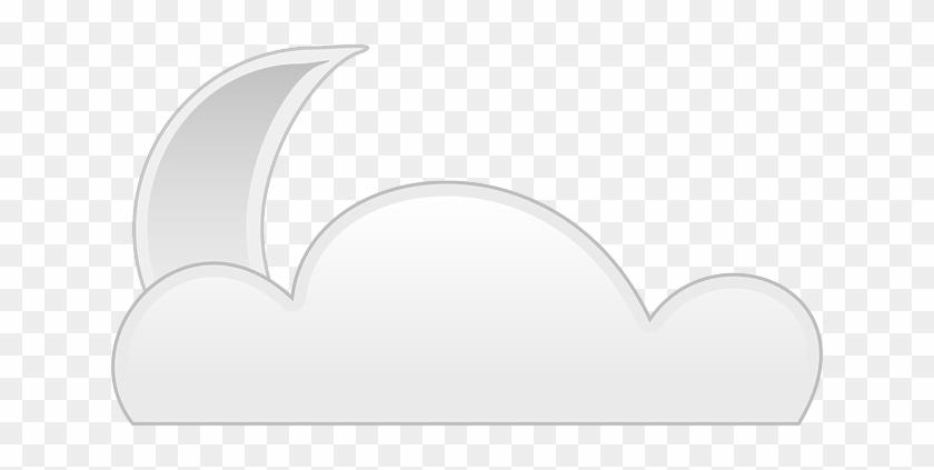 Free Vector Weather Clip Art - Cloud #289287