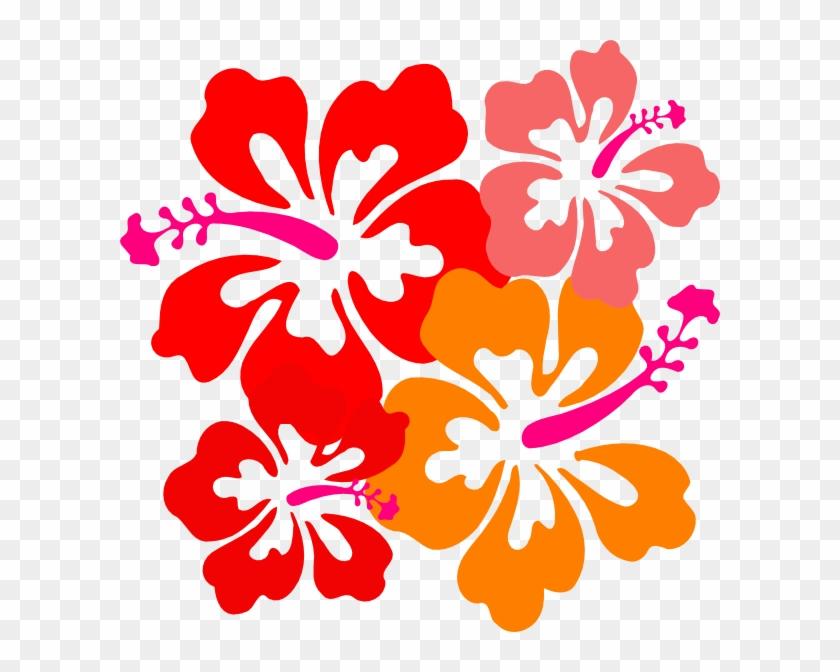 Hibiscus Clipart Jaba - Hawaii Flower #289303