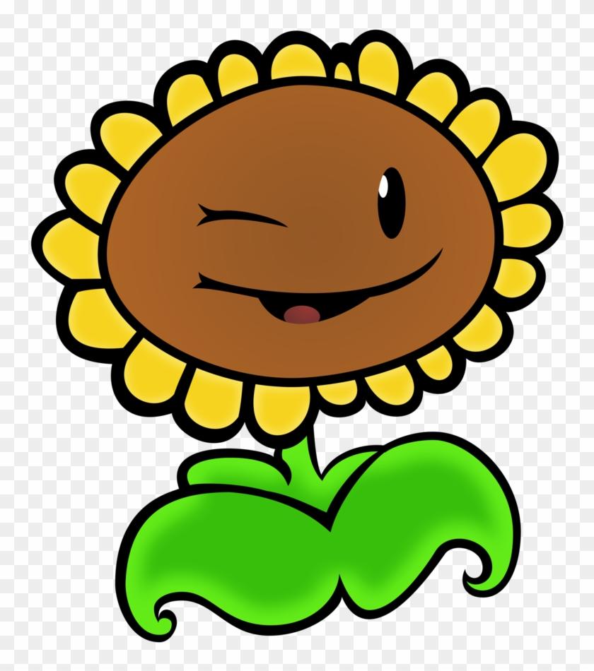 Http - //i - Imgur - Com/h3haedn - Sunflower In Plants Vs Zombies #289311