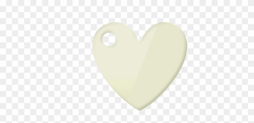 Custom Heart Shape Tag - Pet Tag #289324