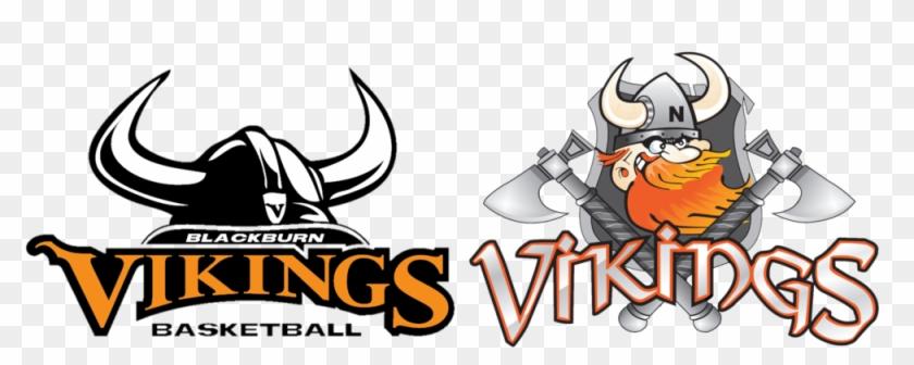 Blackburn Vikings Basketball Provides Domestic And - Vikings Basketball Clipart #289328