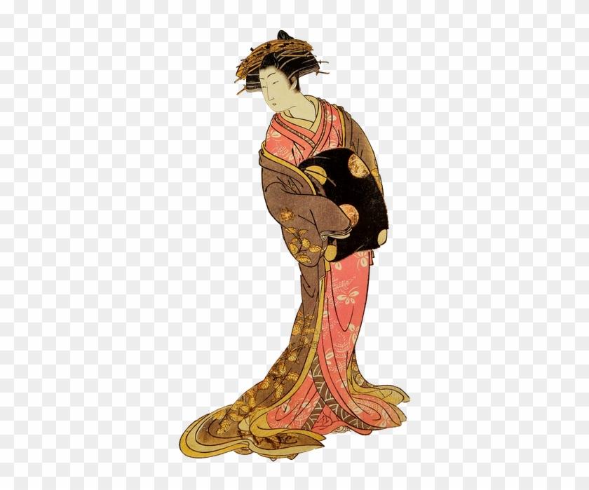 Japanese Vintage Woodcuts - Illustration #289353