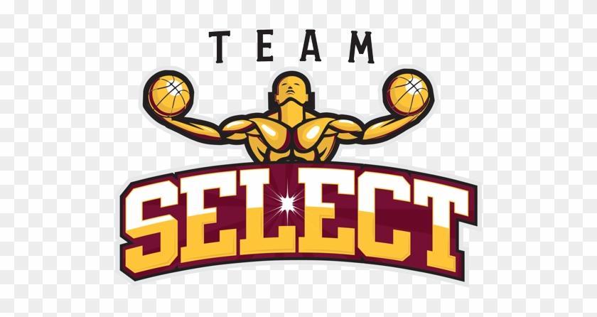 Team Select Basketball Logo - Team Select Logo #289414