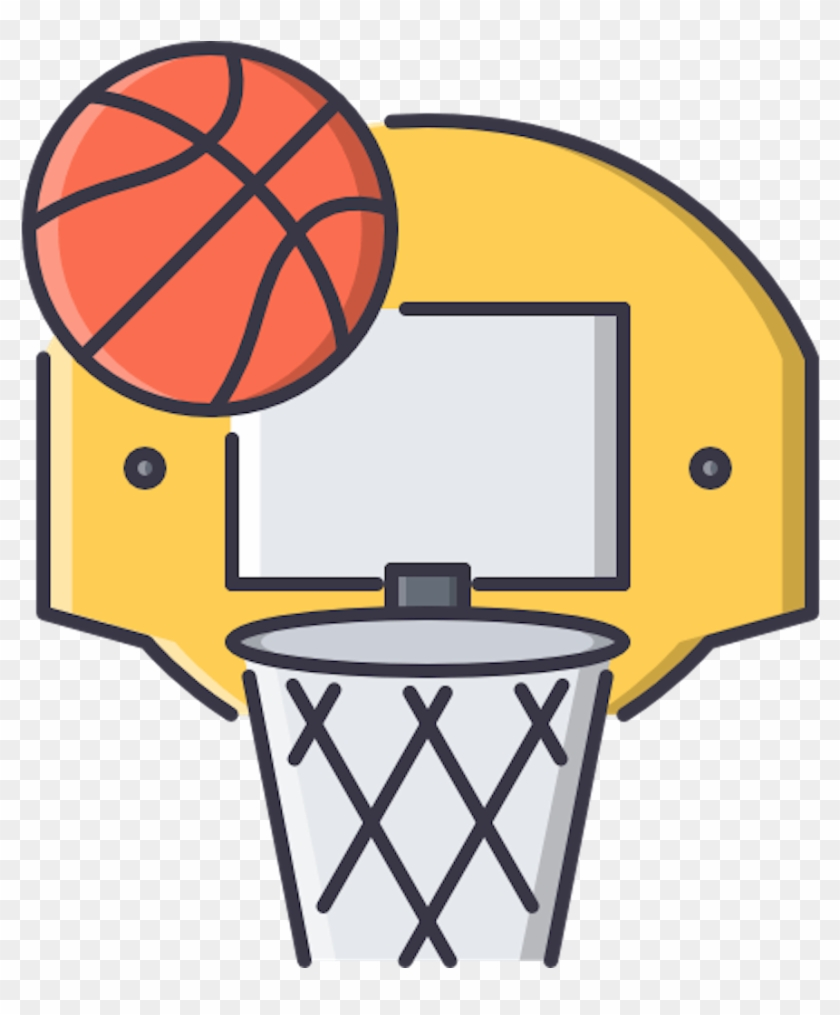 A Different Basketball Game - Basketball Outline #289426