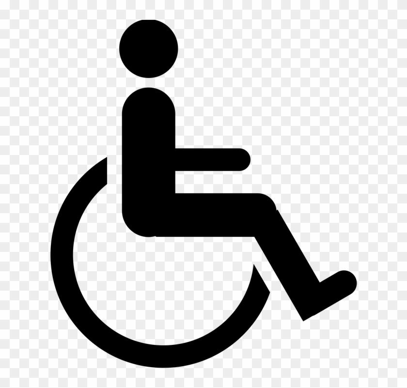 Handicapé Picto #289430